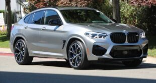 2021 BMW X4 featured
