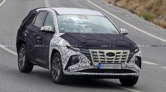 2021 Hyundai Tucson Redesign