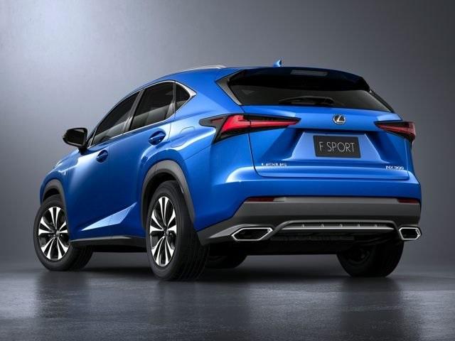 2021 Lexus NX 300 release date