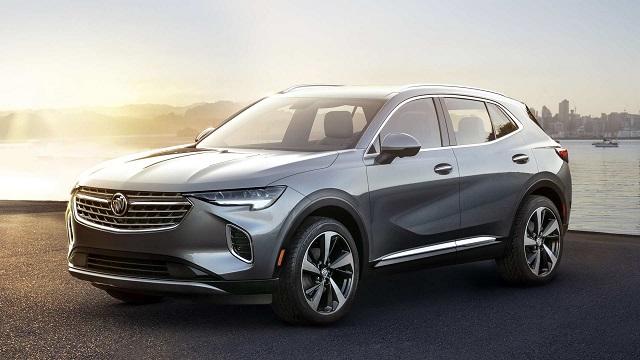 2021 Buick Enspire render