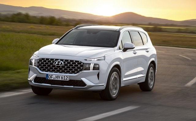 2021 Hyundai Santa Fe PHEV