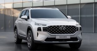 2021 Hyundai Santa Fe featured