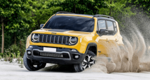 2021 Jeep Renegade Trailhawk
