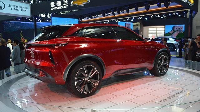 Buick Enspire Concept Rear