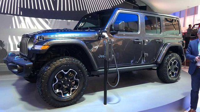 2021 jeep wrangler preview changes phev release date