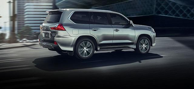 2020 Lexus LX 570 release Date