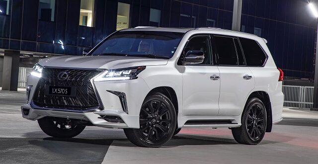 2021 lexus lx 570 changes facelift release date  2021