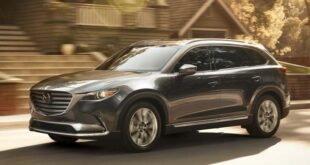 2021 Mazda CX-9 featured