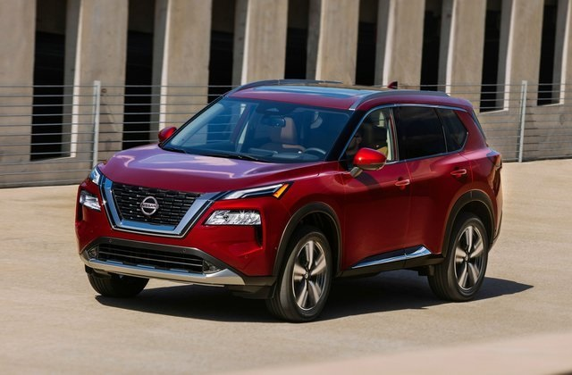 2021 Nissan X-Trail Redesign