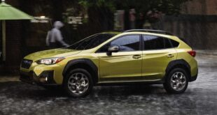 2021 Subaru Crosstrek Sport featured