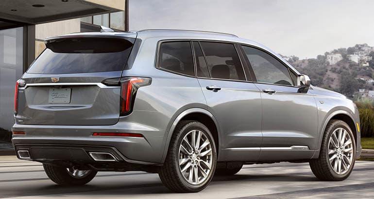 2021 Cadillac XT6 Premium