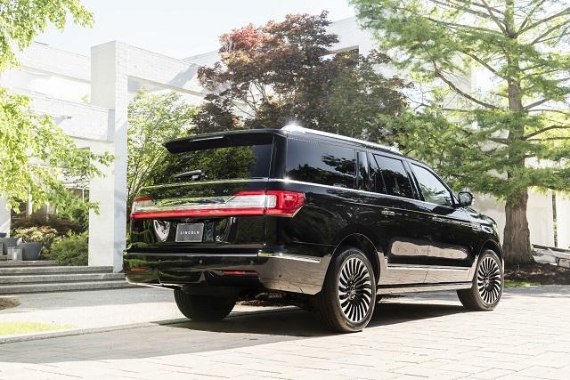 2021 Lincoln Navigator price