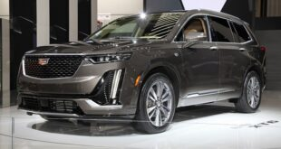 2021 Cadillac XT6 Featured