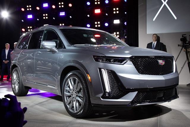 2021 Cadillac XT6 Update: Engines, Premium, Specs, Price ...