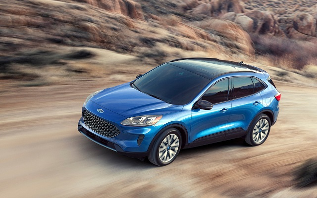 2021 Ford Escape ST