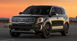 2021 Kia Telluride featured