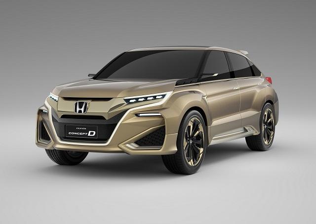 2021 Honda Crosstour