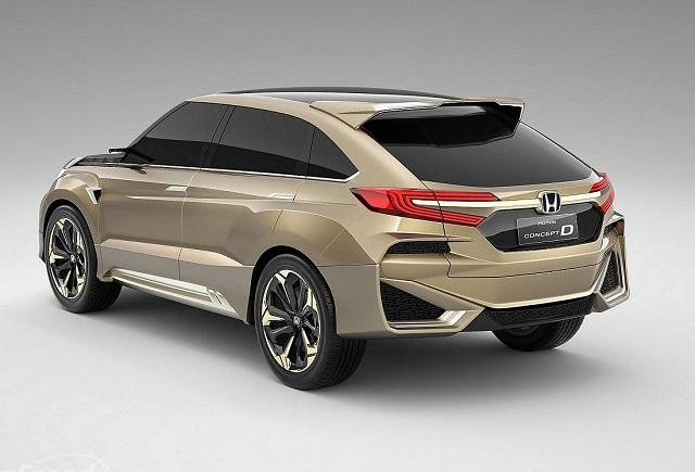 2021 Honda Crosstour release Date