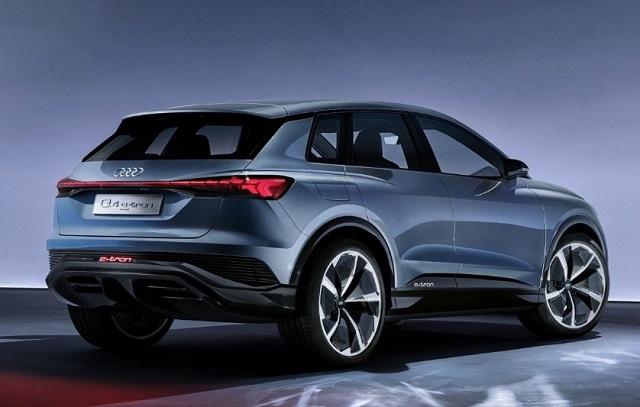 2021 Audi Q4 e-tron release date