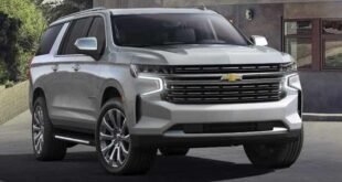 2021 Chevrolet Suburban featured