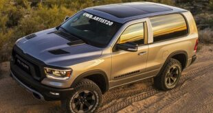 2021 Dodge Ramcharger featured