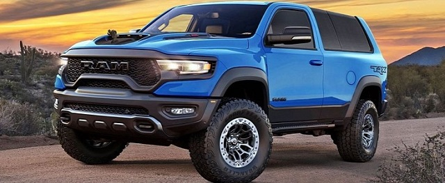 2021 Dodge Ramcharger Comeback Rumors and Rendering Photos ...