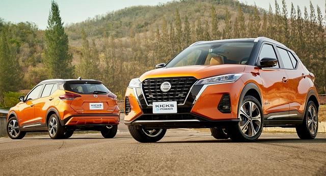 2021 Nissan Kicks Release Date