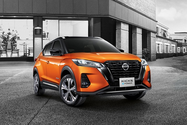 2021 Nissan Kicks update