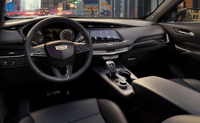 2021 Cadillac XT4 Interior