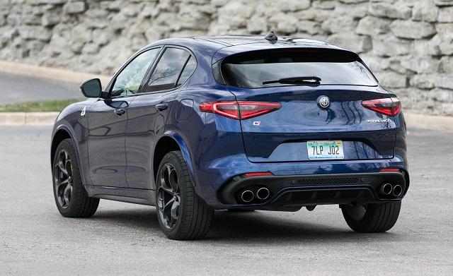2021 Alfa Romeo Stelvio Q4 price