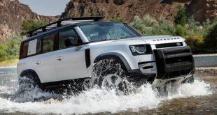 2021 Land Rover Defender price