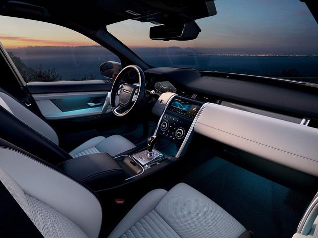 2021 Land Rover Discovery Sport Hybrid Interior