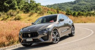 2021 Maserati Levante GTS featured