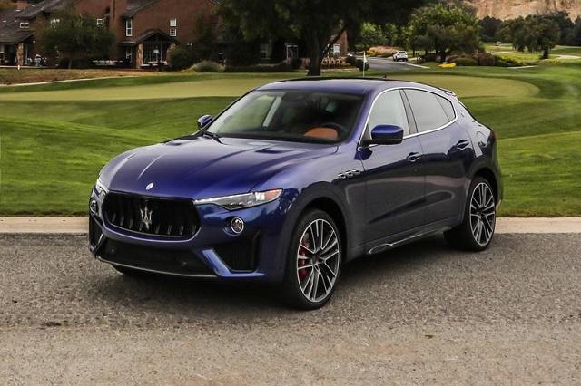 2021 Maserati Levante GTS release date