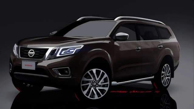 2021 Nissan Paladin release date