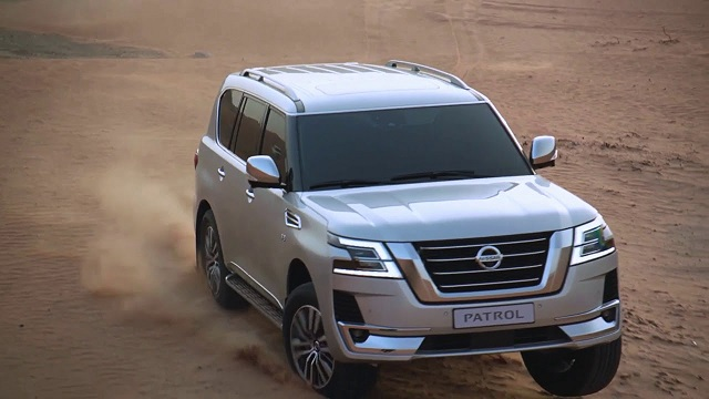 2021 Nissan Patrol Changes