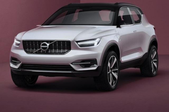 2021 Volvo XC20 design