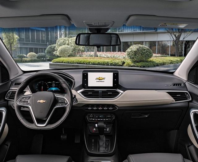 2021 Chevy Captiva Interior