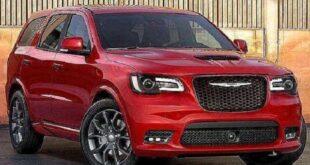 2021 Chrysler Aspen featured
