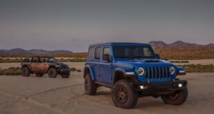 2021 Jeep Wrangler Rubicon Featured