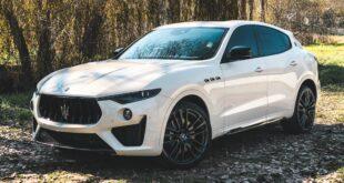 2021 Maserati Levante featured