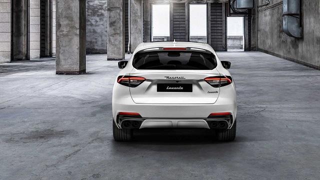 2021 Maserati Levante price