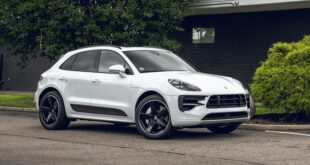 2021 Porsche Macan featured