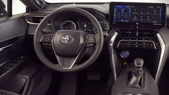 2021 Toyota Venza features
