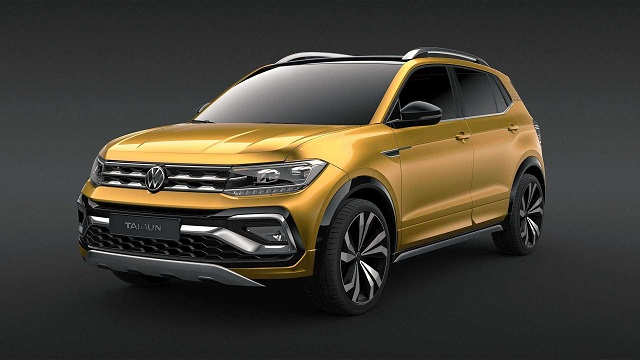 2021 VW T-Track
