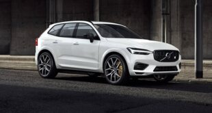 2021 Volvo XC60 changes