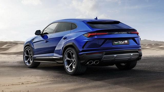 2022 Lamborghini Urus Plug-In Hybrid specs