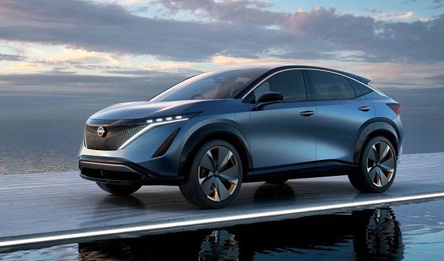 2021 Nissan Ariya