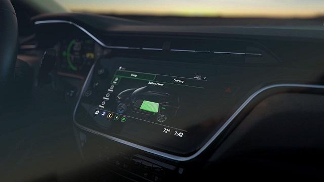 2022 Chevrolet Bolt EUV Interior