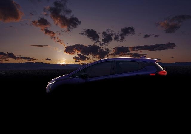 2022 Chevrolet Bolt EUV teaser